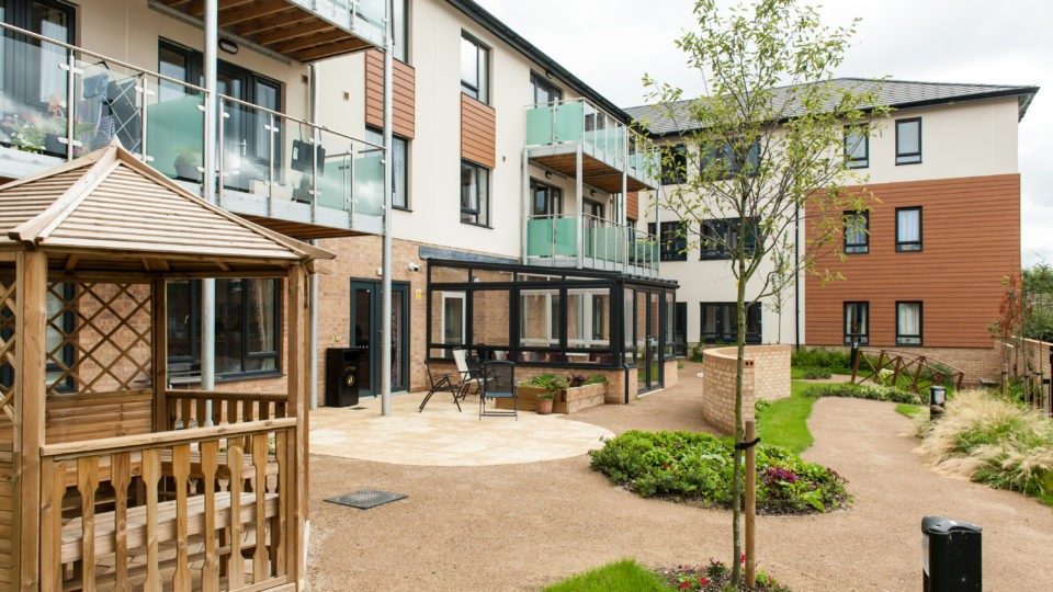 Quattro Design Architects Sustainable Care Home and Later Living Architectural Design