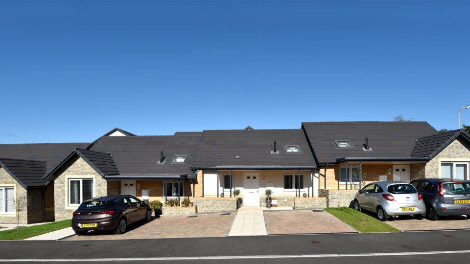 Maesteg Bridgend bungalows