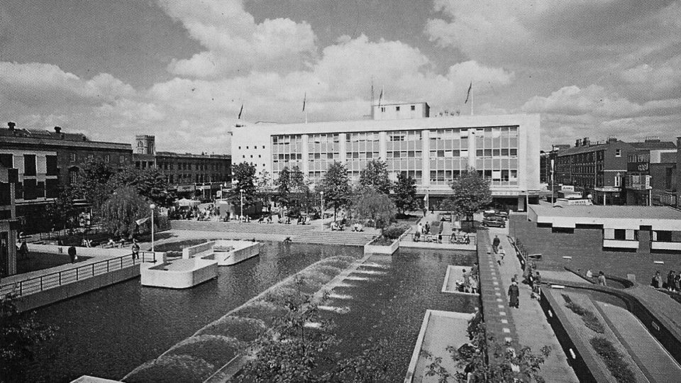 King's Square redevelopment