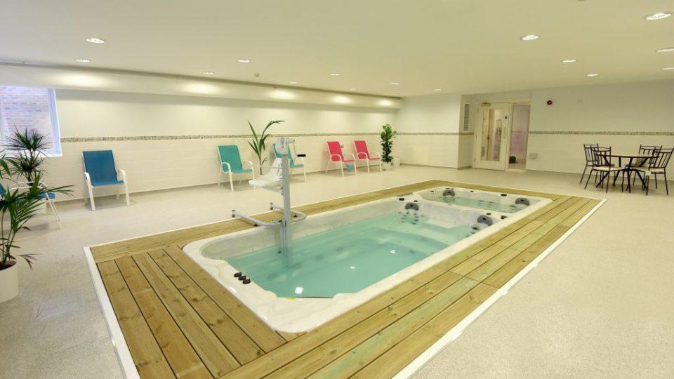 Quarry House, Fishponds, Bristol, Indoor Swimming Pool