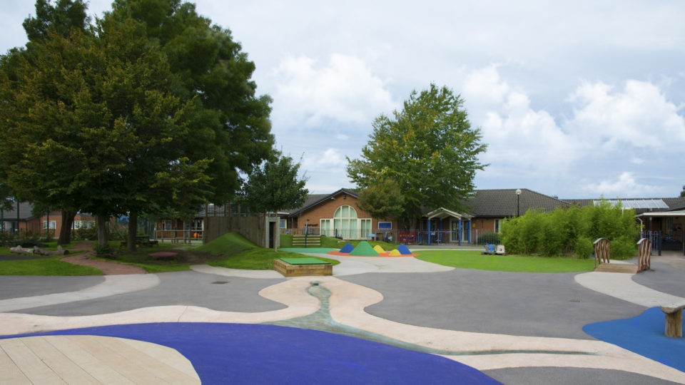 school landscape and architectural design services