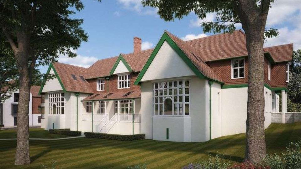 Quattro Design Architects residential housing architectural historic building and conservation design services
