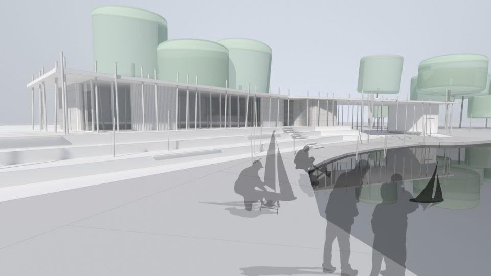Apex Park Bristol Concept