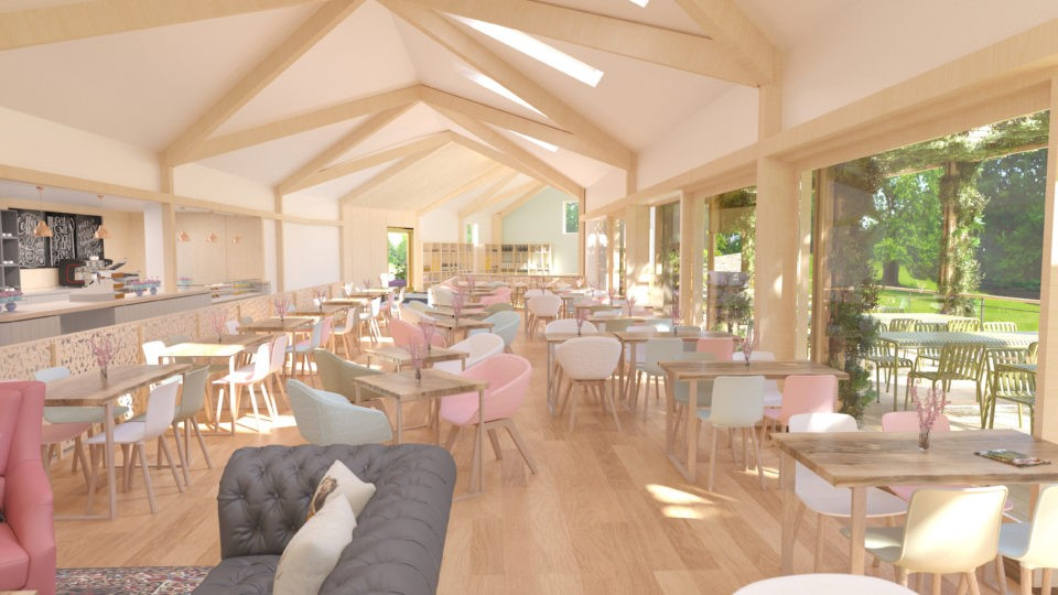 Hospitality & Leisure Rococo Tewkesbury interior