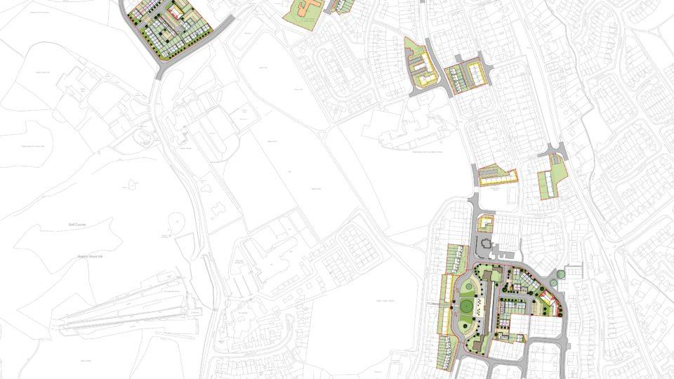 Quattro Design Architects masterplanning design services
