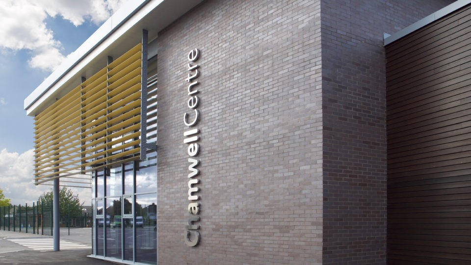 Chamwell Centre Sustainable Healthcare Architectural Design Services