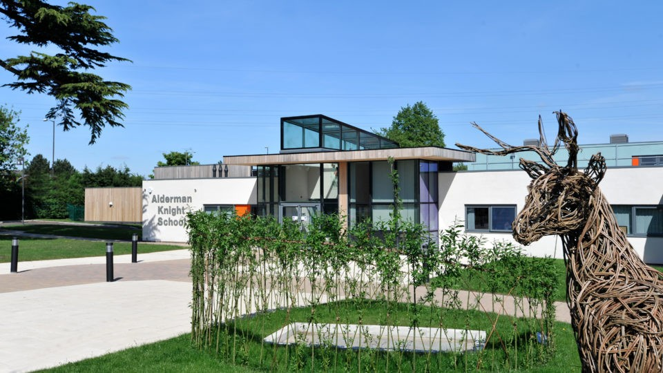 Quattro Design Architects special needs school education architecture design services