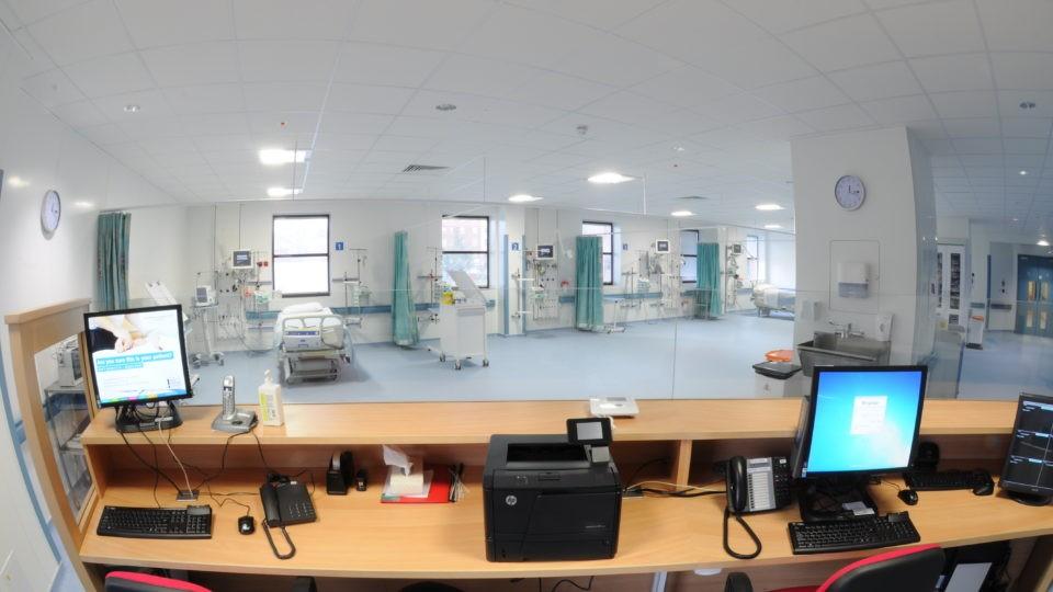 Quattro Design Architects Hospital Healthcare Architectural Design Services