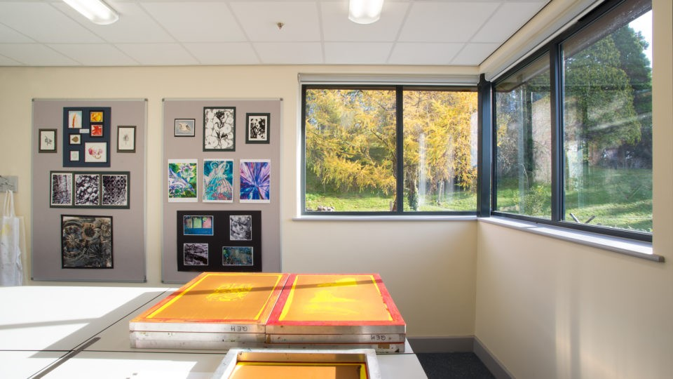 Education Independent Schools QEH Bristol Interior art room