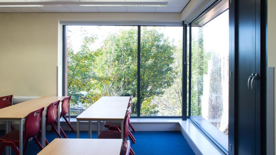 Education independent Schools QEH Bristol Classroom