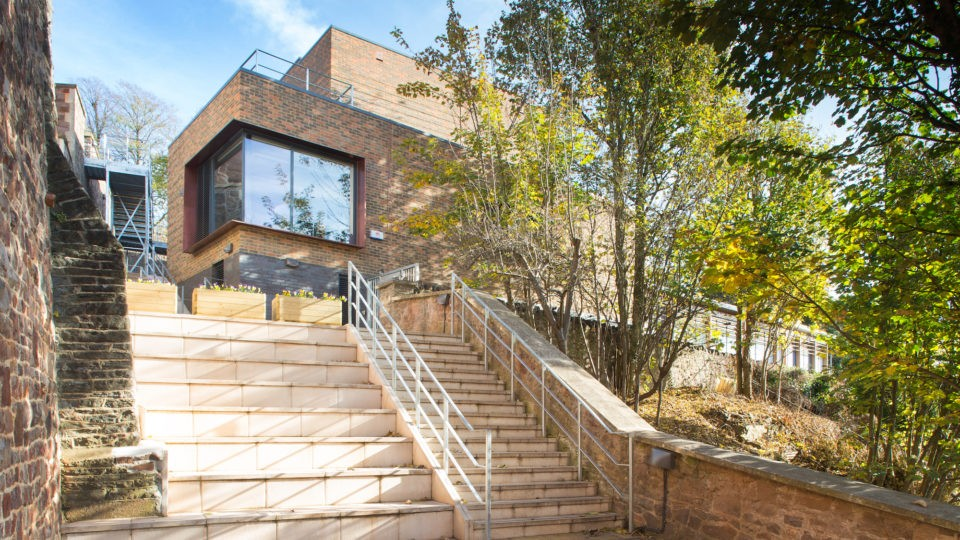 Quattro Design Architects education architecture historic building and conservation