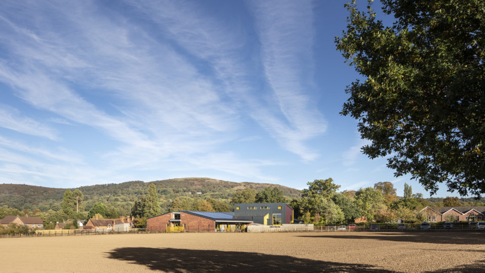 Education Primary colwall landscape Malvern