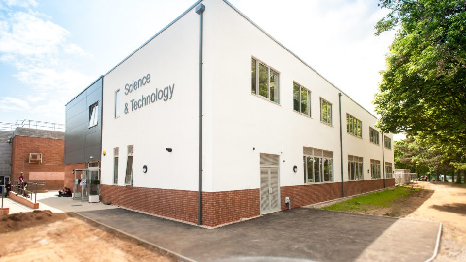 Churchill Academy, Science and Technology Facility