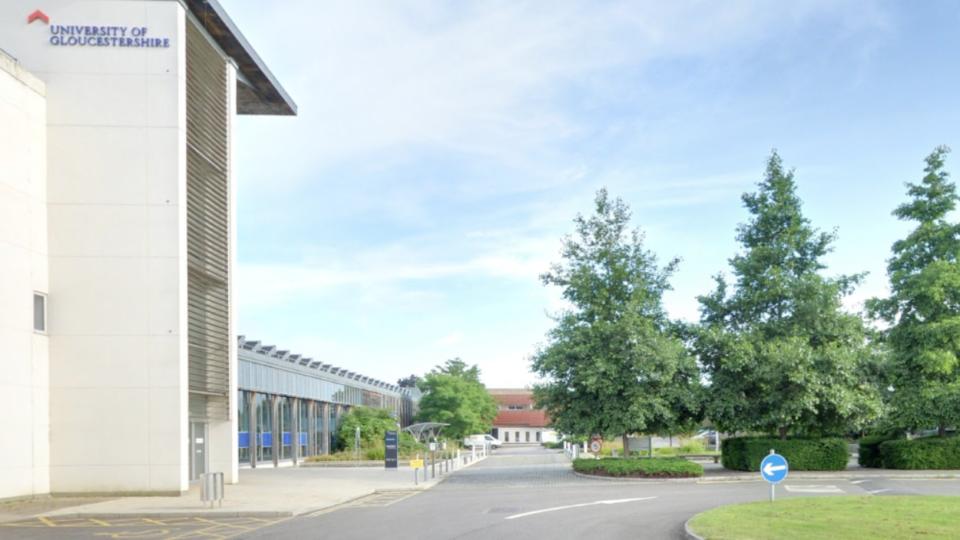 Oxstalls University Campus