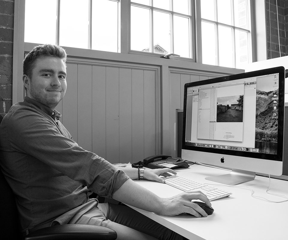Josh Pass - Architectural Assistant in Quattro Design Architects Housing Team