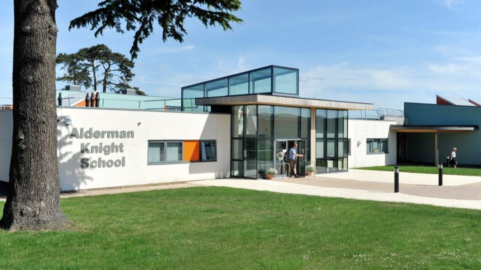Education Special Schools Alderman Knight Tewkesbury