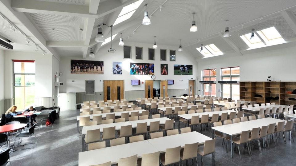 Academies Pates Cheltenham dining