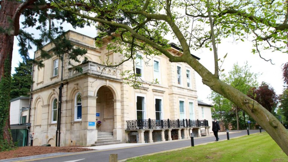 Thirlestaine Centre, Cheltenham