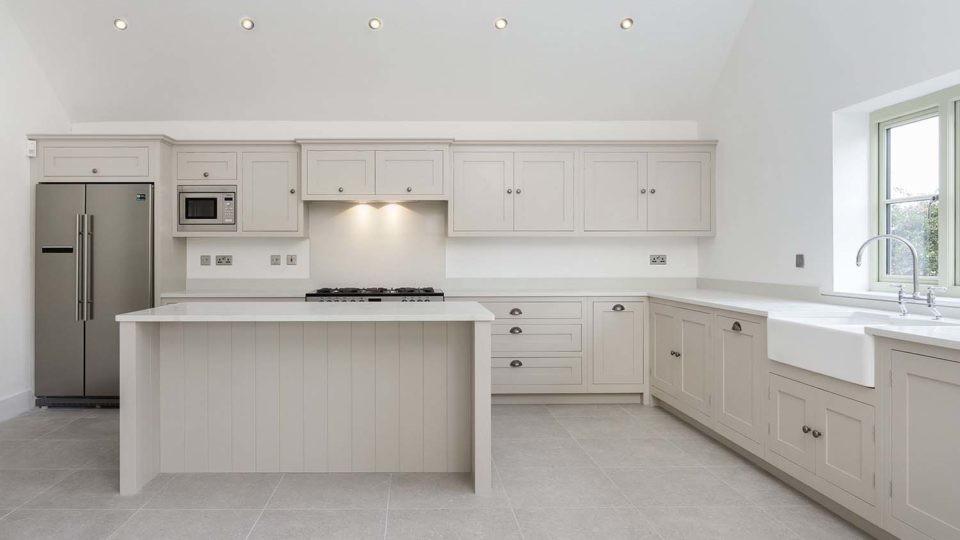 Residential housing kitchen