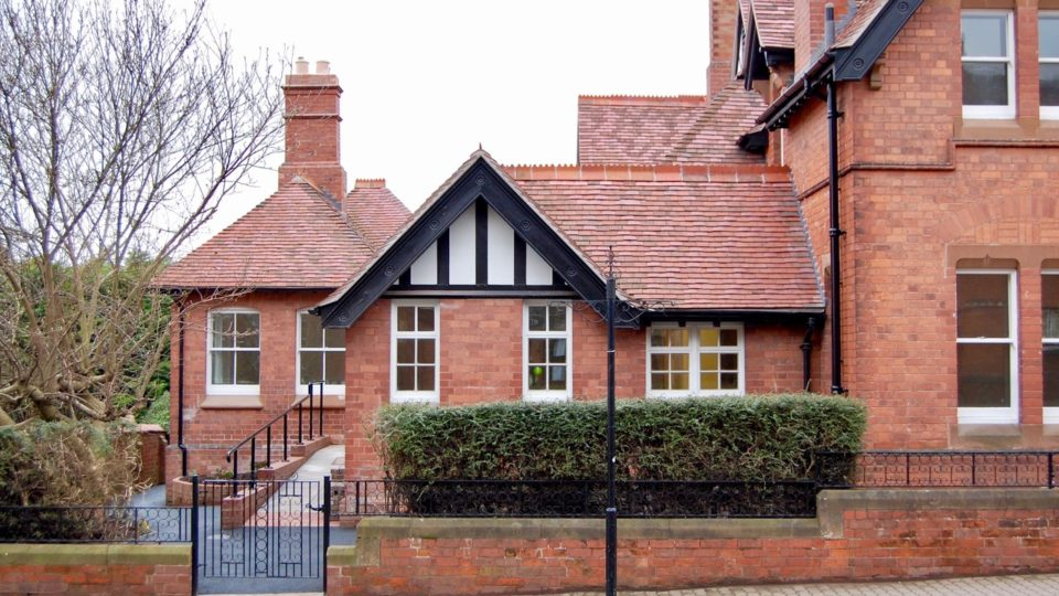 Conservation housing architecture design