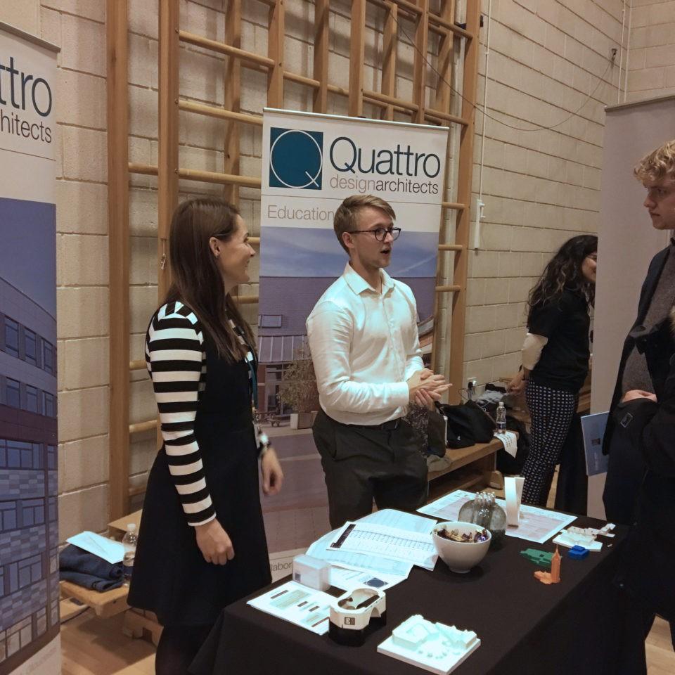 Quattro Design Architects Social Responsibility