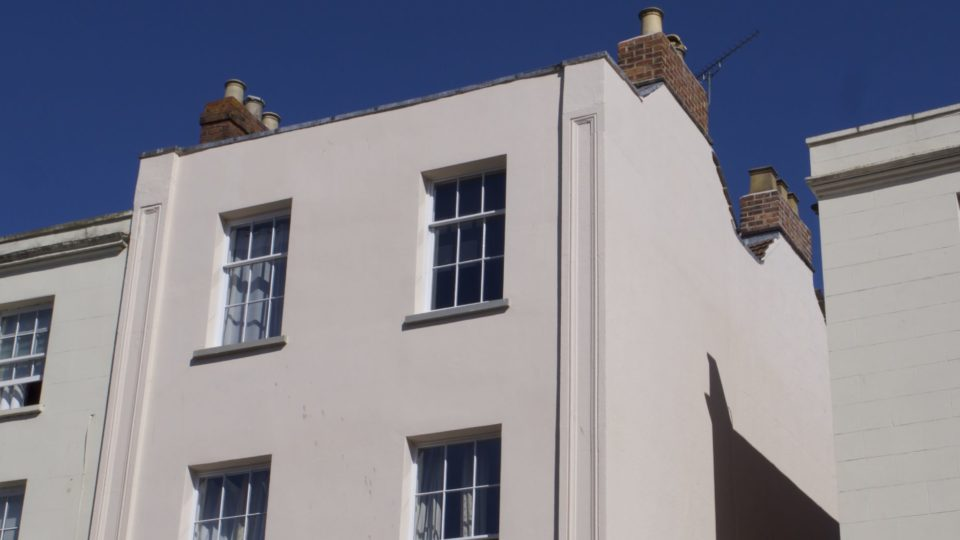 Residential housing conservation architectural design