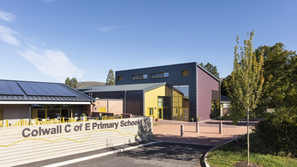 Primary school education architectural and landscaping design consultancy services