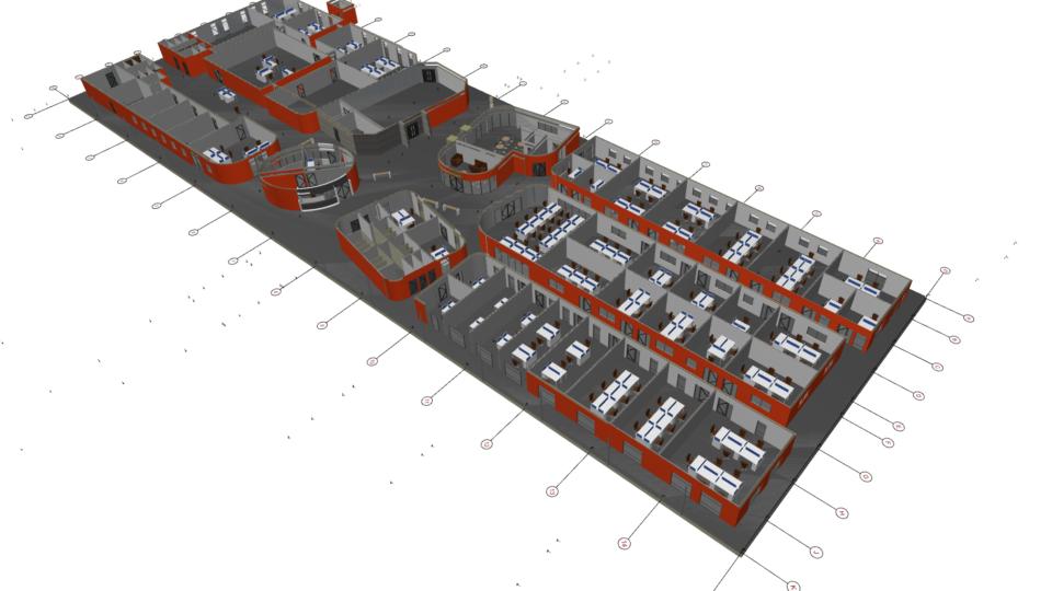 BIM Commercial architectural design services