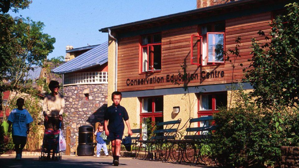 Bristol Zoo conservation education centre
