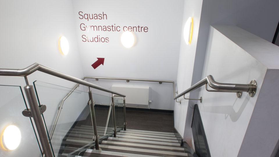 squash gymnastic centre