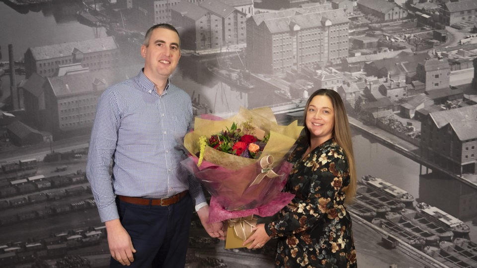 Quattro Design Architects Richard Fellows and Kate Da Costa Greaves Architectural Housing Team Flowers Senior Associate Anniversary