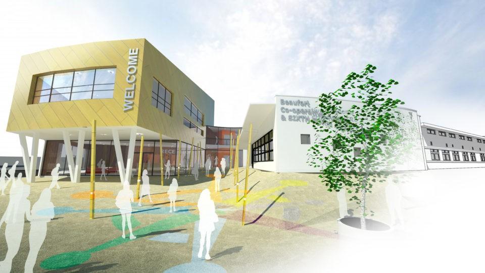 Beaufort, Entrance Proposal