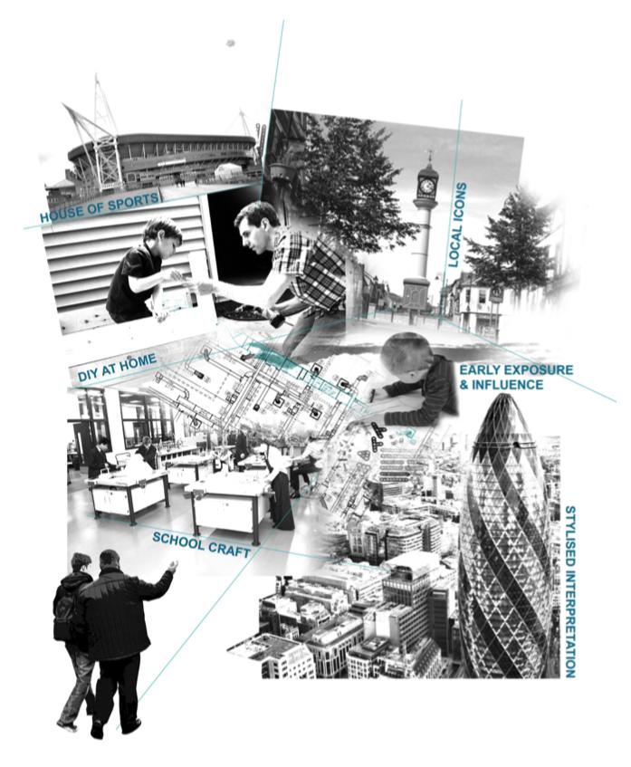 architectural graphic