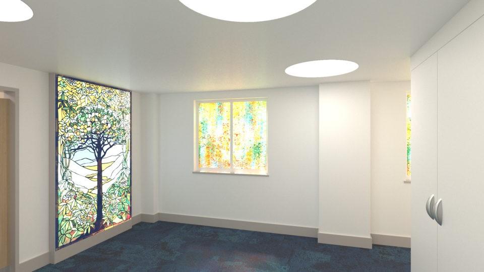 Wotton Lawn Hospital - Multi Faith Room