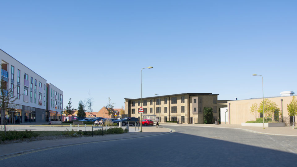 Housing 21 in Didco, Supporting Growth in Oxfordshire