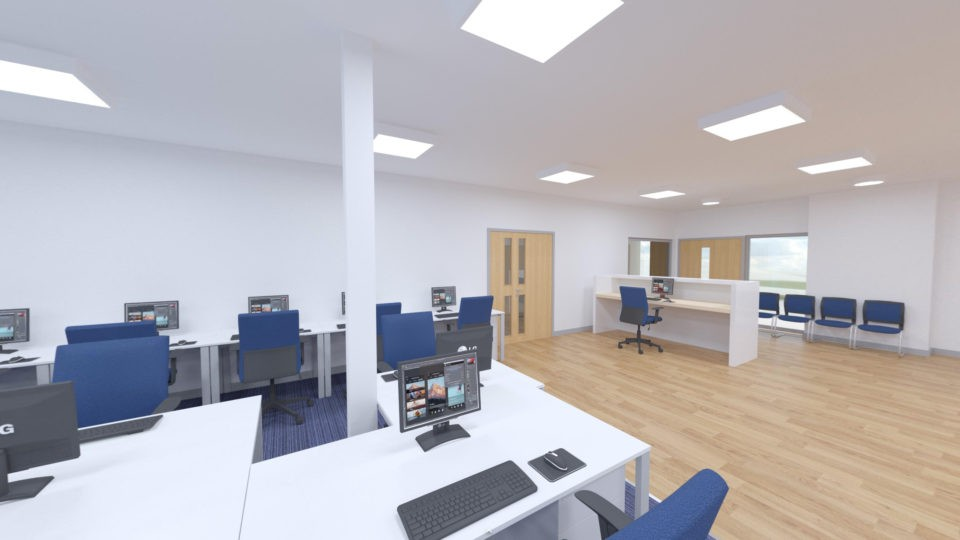 Life Centre Health & Wellbeing Hub Desk Space