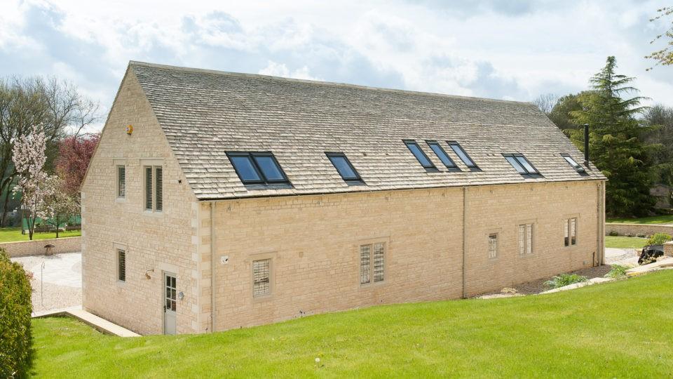 High End Residential Barn Conversion
