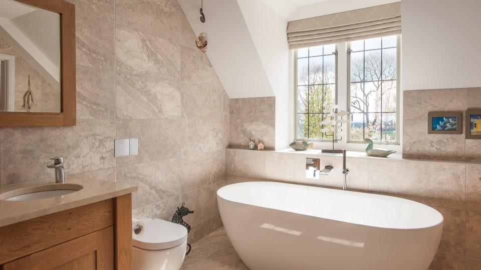 Woodland Court Bathroom