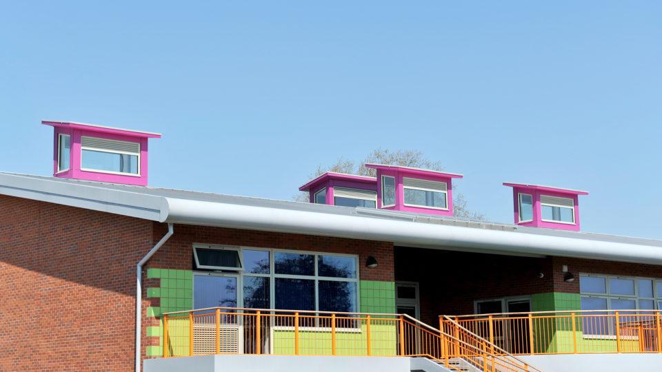 Stourport Primary School exterior