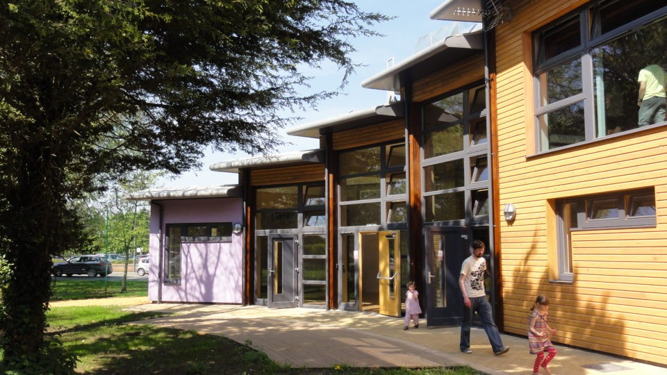 Yate Youth Cafe exterior