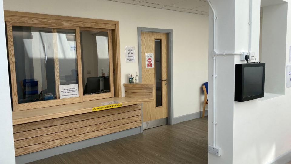 Bartongate GP Surgery Interior