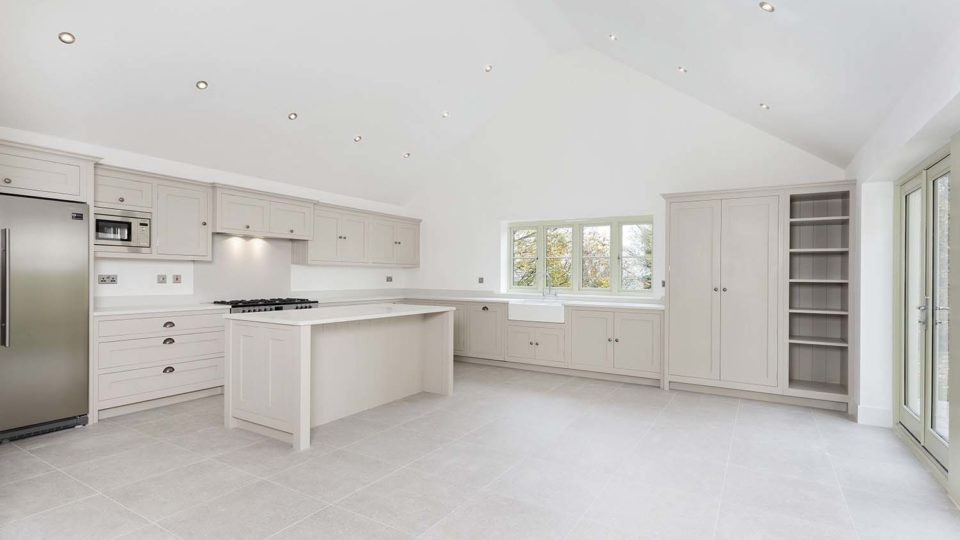 Rose Cottage, Contemporary New Build
