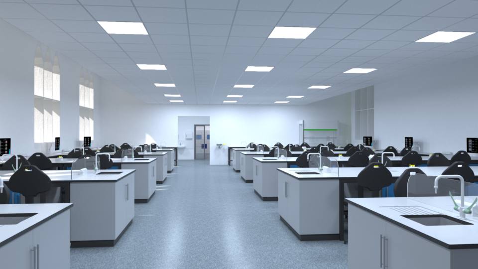 Biomedical Science Labs, University of Gloucester