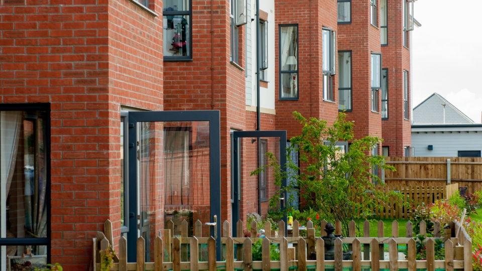 Arnolds Way, Extra Care Home exterior photo