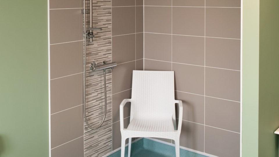Wetroom facilities