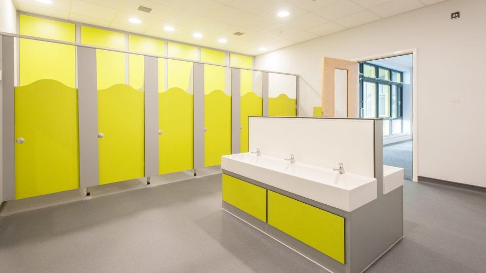 Great Oldbury Primary School Interior